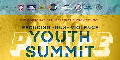 Reducing Gun Violence Youth Summit tickets