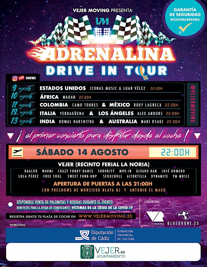 Imagen de Adrenalina Drive In Tour