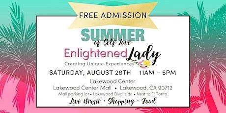 Summer of Self-Love Pop Up Shop - Lakewood tickets
