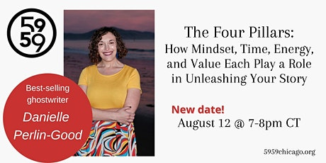 The Four Pillars : a writing discussion with Danielle Perlin-Good tickets
