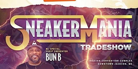 Sneaker-Mania buy, sell, trade tickets