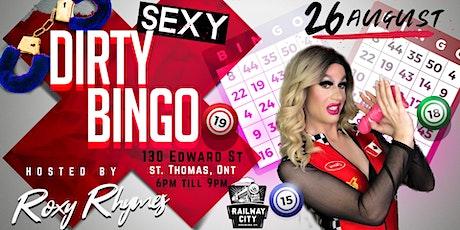 Dirty Sexy Bingo: St. Thomas tickets