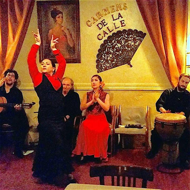 Carmen's  Summer  Flamenco 8:00  OR 9:45 Show image