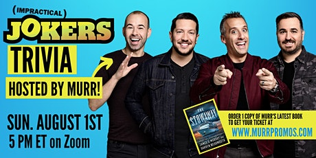 Impractical Jokers Trivia Night with Murr tickets