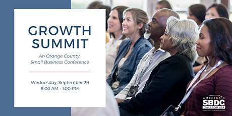 Orange County Small Business Conference tickets