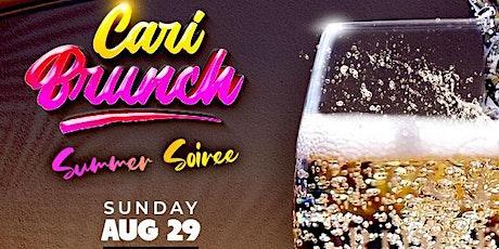 Caribrunch Summer Soirée tickets