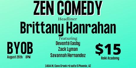 Zen Comedy tickets