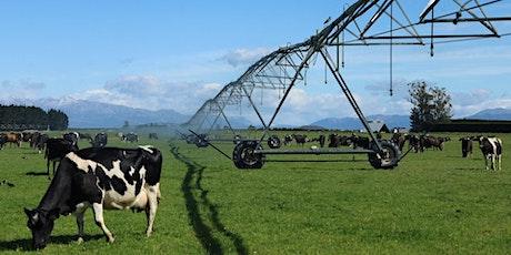Irrigation Operation & Maintenance workshop - Ashburton tickets