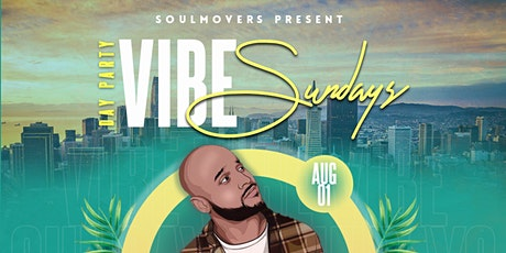 Vibe Sundays Day Party - Indoor & Outdoor Event tickets