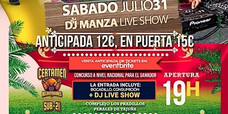 Final concurso Recortes y TARDEO Los Pradillos entradas