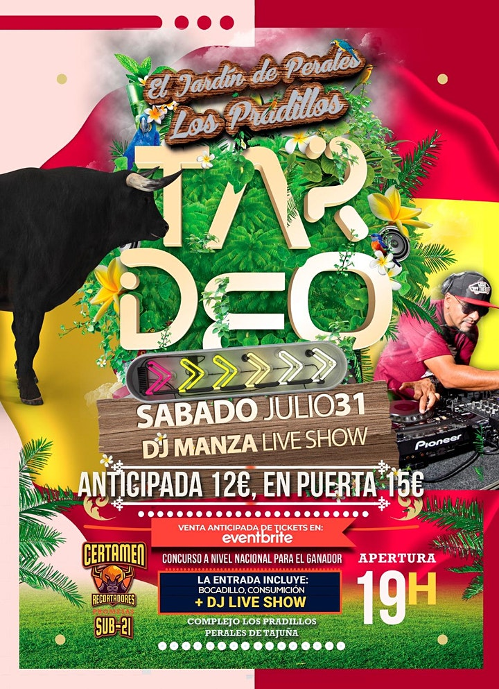 Imagen de Final concurso Recortes y TARDEO Los Pradillos