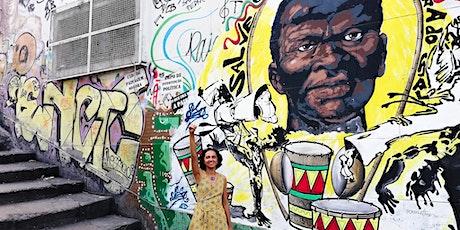 TOUR – Black History Walk and Street Art in Rio de Janeiro's Little Africa tickets