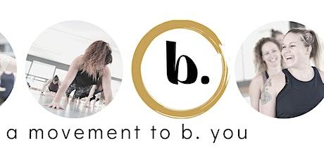 The b. class® tickets