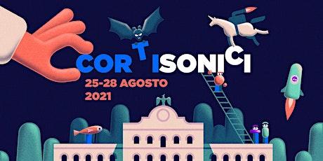 Cortisonici Short Film Festival 2021 - Back to the...Fanta Night! biglietti