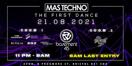MasTechno Bristol | Summer After Party | 8AM Shutdown tickets