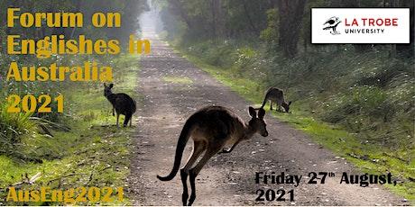 Fourth Forum on Englishes in Australian (AusEng2021) entradas