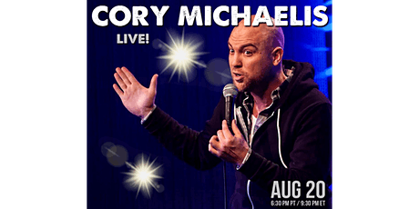 Cory Michaelis: Live Stand-up Comedy tickets
