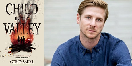 Virtual Book Launch with Gordy Sauer | Child in the Valley tickets