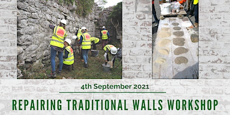 Repairing Traditional Walls Workshop (Incl. Hot-mixed Lime + Earth mortar) tickets