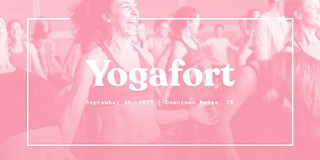 YOGAFORT @ Treefort Music Fest 9 tickets