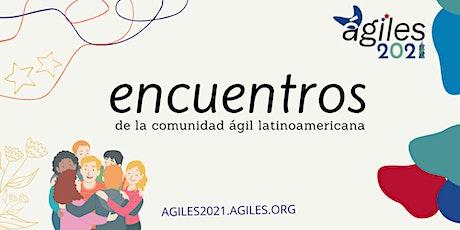 Convocatoria a toda la comunidad Agiles Latam boletos