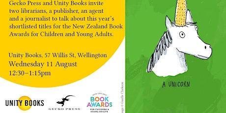 Celebrate children's books in Wellington tickets
