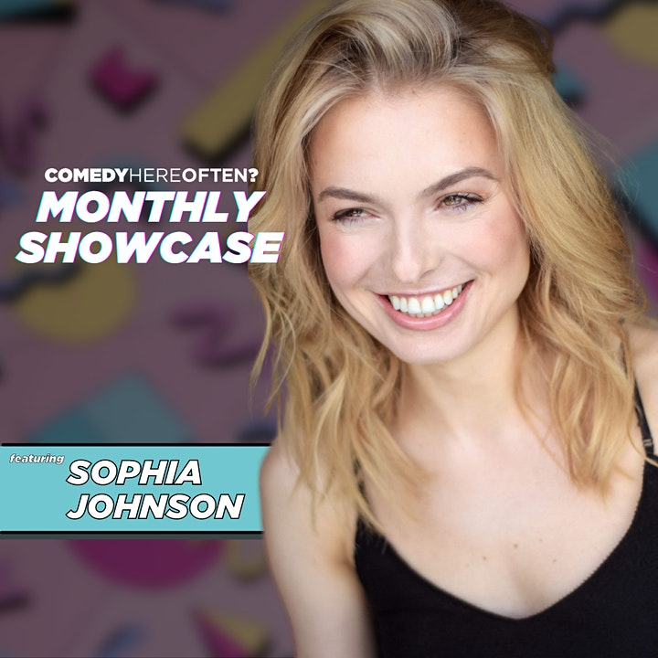 Comedy Here Often? Monthly Showcase | Live Stand-Up Comedy image