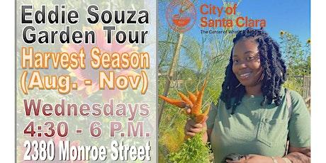 Garden Tours at Eddie Souza Park (Harvest Season) tickets