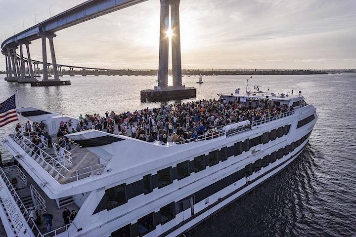 Escapade Fantasy San Diego Pride 2022 Yacht Party by Joe Whitaker Presents image