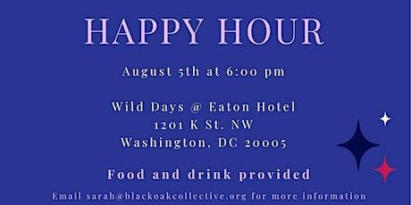 BlackOak Collective Happy Hour tickets