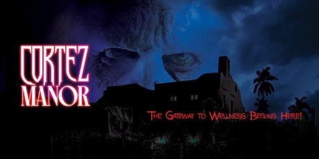 """Haunted House - """"Cortez Manor"""" at the Curtiss Mansion tickets"""