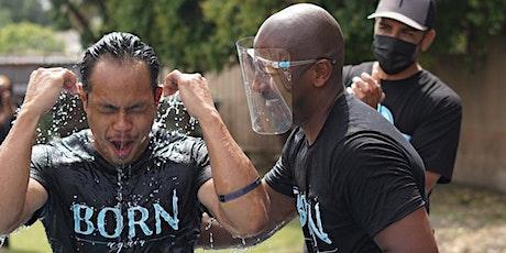 ALFC Pomona Baptism tickets