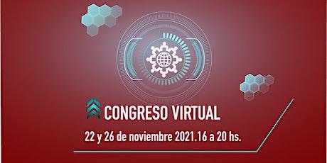 13° CONGRESO DE DERECHO LABORAL Y RELACIONES DEL TRABAJO. boletos