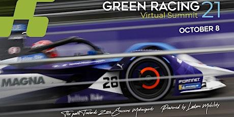 Green Racing Virtual Summit tickets