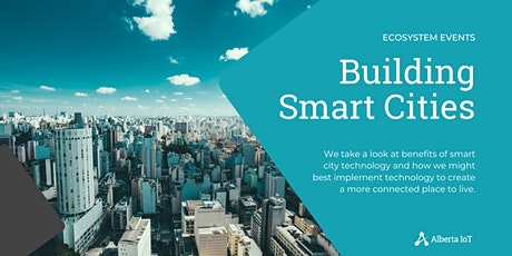 Ecosystem Events: Building Smart Cities tickets