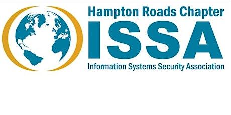 ISSA Hampton Roads August Chapter Meeting tickets