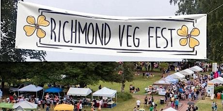 Richmond Vegetarian Festival tickets
