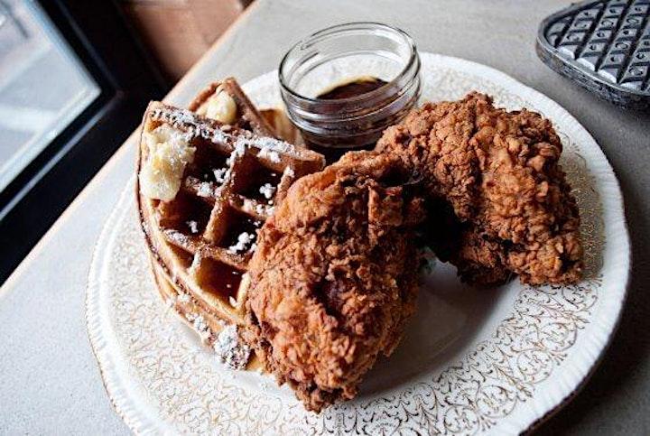 Chicken & Waffles Palooza w/ Featuring Fabolous image