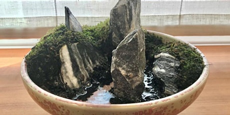 Miniature Moss(Rock)Scape Workshop with Renjie Teoh tickets