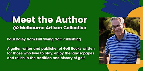 Copy of Meet the Author: Paul Daley, of Full Swing Golf Publishing tickets