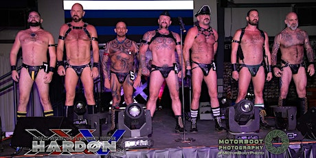 Palm Springs Leather Pride 2021 - Packages tickets