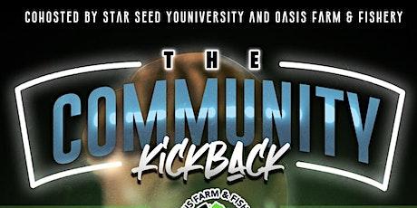 Community Kickback tickets