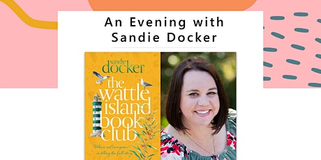 An Evening with Sandie Docker at Kincumber Library tickets