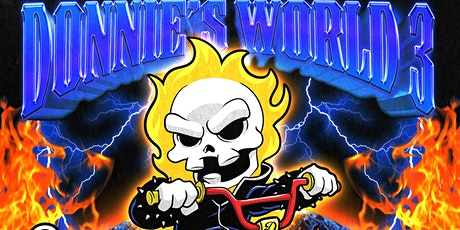 """Patches & Pins Festival Orange County """"Donnies World"""" tickets"""