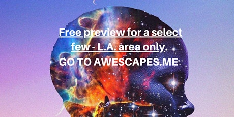 AweScapes - Real-World Immersive Story Experience tickets