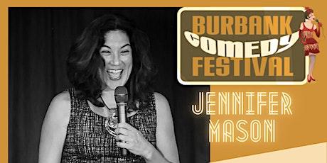Burbank Comedy Festival Competition--Vote for JenX! tickets
