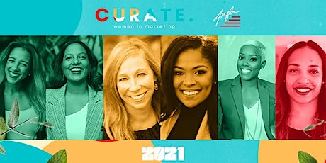Curate : Women In Marketing Conference 2021 tickets