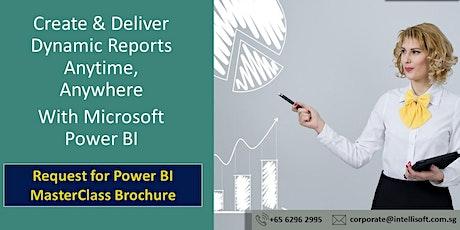 Microsoft Power BI MasterClass tickets