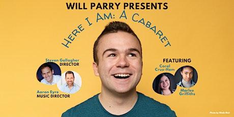 Here I Am: A Cabaret tickets
