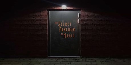 The Secret Parlour of Magic tickets